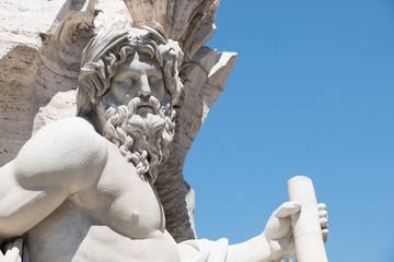 Roman Statue 4