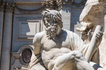 Roman Statue 3