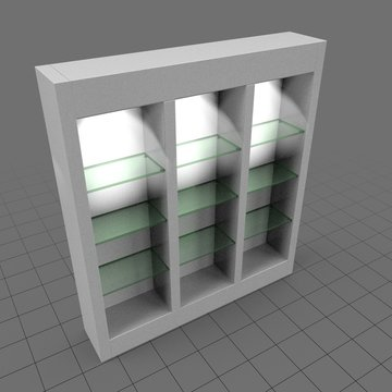 Retail shelf 3