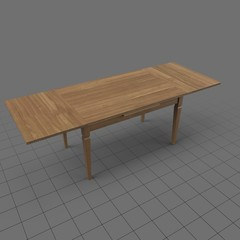 Transitional diging table 1