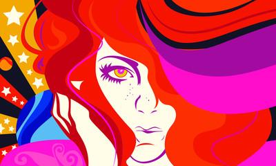 Space Redhead