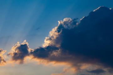 himmel sonnenuntergang