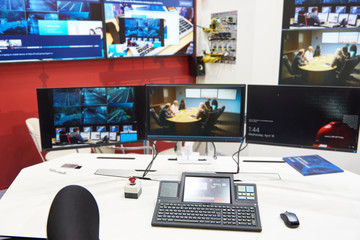 Digital control system and dispatch center