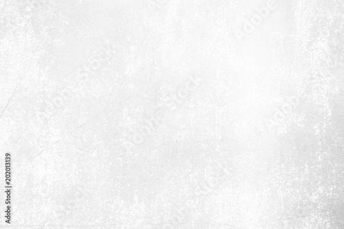 White Grunge Wall Texture Background