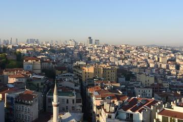 Fotobehang Londen İstanbul Landscape, Turkey