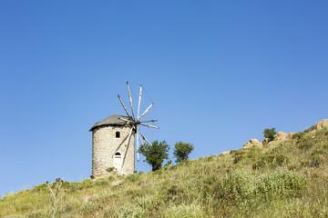 Turkey Foca Windmill