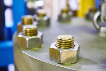 Big bolt nuts industrial