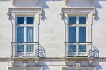 Wall Mural - Fenêtres de style