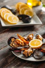 Delicious Stuffed Mussels / Midye Dolma