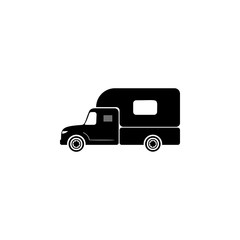House on wheels icon. Element of popular car icon. Premium quality graphic design. Signs,  symbols collection icon for websites, web design, mobile app