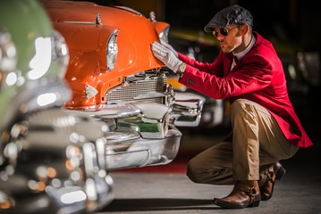 American Classic Car Appraisal