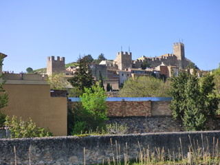 Montblanc / Montblanch, pueblo de Tarragona en Cataluña (España) capital de la Conca de Barbera