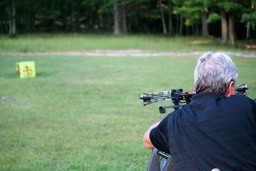 Taking Aim in Archery