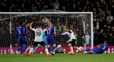 Championship - Derby County v Cardiff City