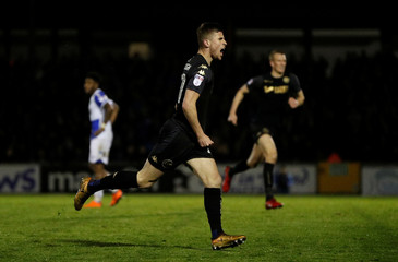 League One - Bristol Rovers v Wigan Athletic