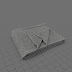 Folded blanket 1