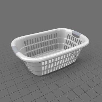 Small laundry basket