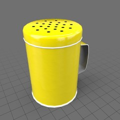 Decorative shaker
