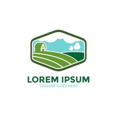 agriculture and farming logo