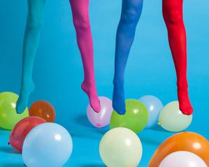 Tights and Balloons