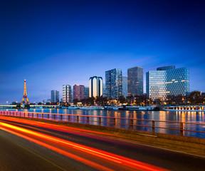 Paris Tour Eiffel immeubles