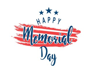 Search photos by swapnacreative happy memorial day greeting card vector illustration patriotic american flag m4hsunfo