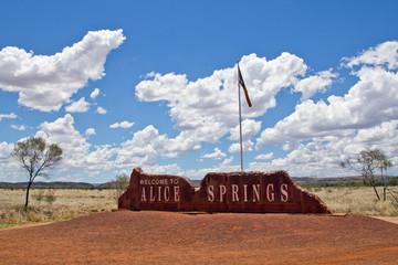 Australien, Alice Springs