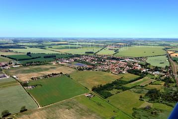 Ducherow, Kleinstadt in Vorpommern