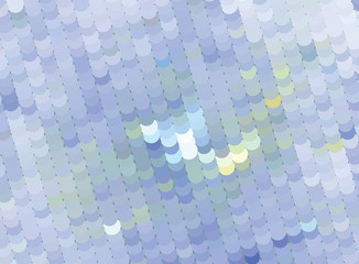 Abstract background with circles. Vector clip art. Spotted  halftone effect. The spotted design can be used for your web site.