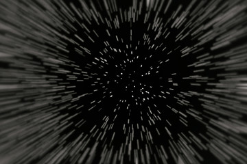 Particle or stars.