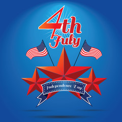 4th of July, independence day . Happy independence day