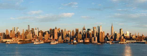 Fototapete - New York skyline