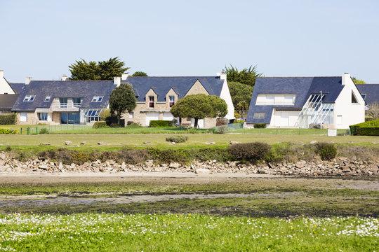 Villas en bord de mer