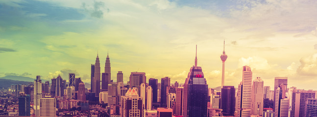 Canvas Prints Kuala Lumpur Kuala Lumpur City