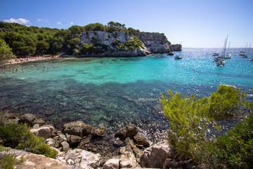 Macarella beach, Menorca, Spain