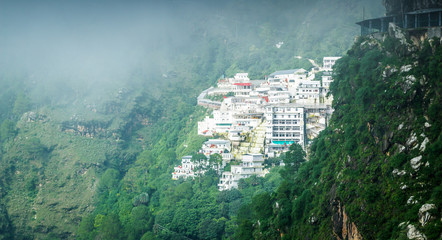 magical Mata Vaishno Devi Pilgrimage Yatra : India bhawan