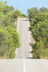 Cala Murada, Mallorca - Driving in the hills towards Cala Murada