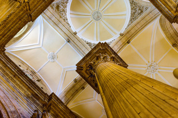 Iglesia de Santa Maria La Mayor, Ronda, Andalusia, Spain