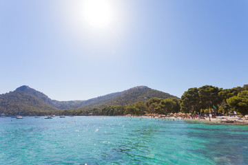 Platja de Formentor, Mallorca - Heavenly atmosphere at the dreamily beach of Platja de Formentor