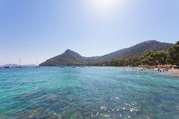 Platja de Formentor, Mallorca - Taking away good memories from the dreamily beach of Platja de Formentor