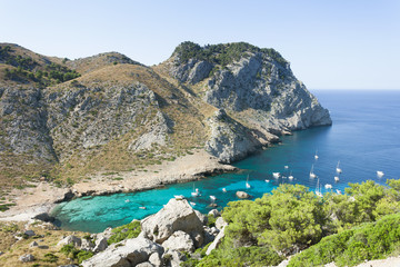 Cala Figuera de Formentor, Mallorca - Visiting one of the most beautiful bays of Mallorca
