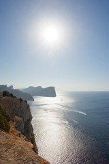 Cap de Formentor, Mallorca - Impressed by nature and the beautiful landscape of Formentor
