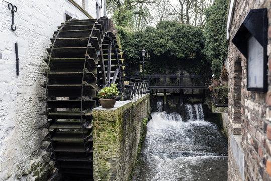 Water molen in Maastricht