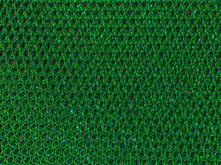 Shiny fashion elastic fabric structure , macro