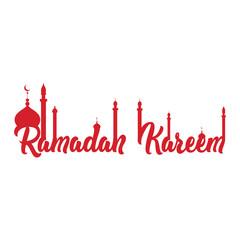Ramadan kareem graphic design