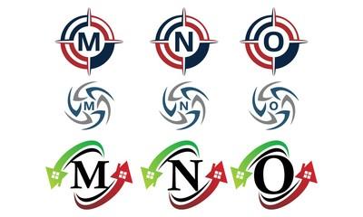 Logotype Modern Template Set