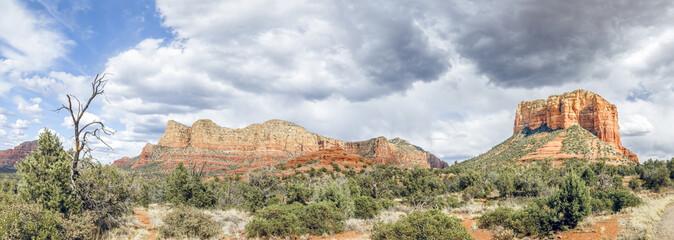 Sedona Red Rock Formations - Arizona