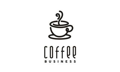 Coffee / Cafe logo design inspiration