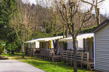 centre de vacances/mobile homes