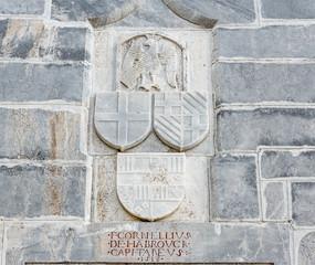 Castle of St. Peter or Bodrum Castle, Turkey.